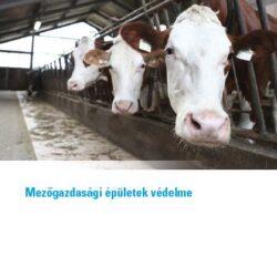 mezőgazdasági épületek